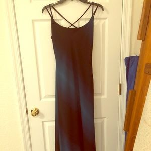 Long petite gown size 4-6